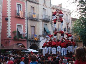 Diada de la Serra a Montblanc