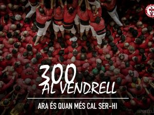 300 al Vendrell