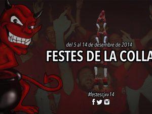 Presentació de les Festes de la Colla 2014