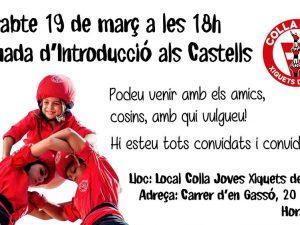 En busca de nous talents castellers