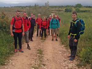Caminada Valls – Vilafranca. La ruta de la Roser