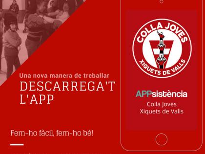 Estrenem una App que ens permetrà ser més eficients