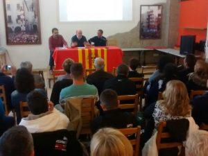 """Presentació del llibre """"Camí Ral: de Vilafranca a Montblanc"""""""