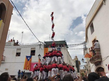 La Bisbal del Penedès i la Colla Joves Xiquets de Valls: un vincle etern