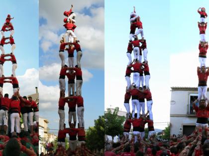 Tripleta de vuit i pilar de sis a la Granada