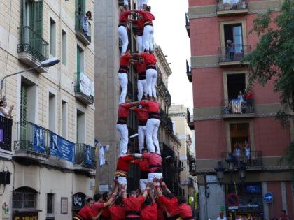 18/08/2018 – Vila de Gràcia (Barcelona)