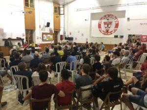 La Colla Joves seguirem exigint a l'Ajuntament un espai equitatiu