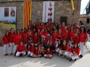 12/10/2018 – IX Diada de castelleres, Memorial Nativitat Yarza