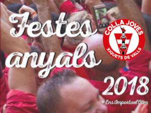 Programa de les Festes Anyals 2018