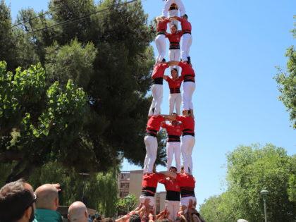 02/06/2019 – Diada del local Castellers de Sant Pere i Sant Pau