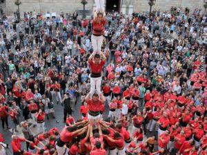 08/06/2019 – Diada del 50è Aniversari Castellers de Barcelona