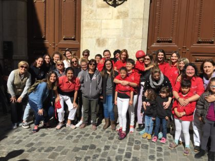 Un pilar femení per celebrar el Dia Internacional de la Dona